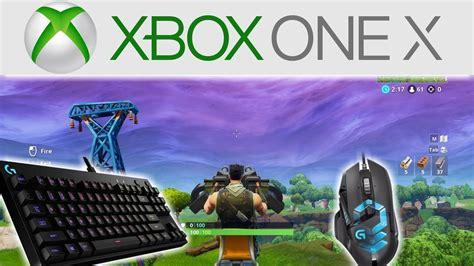 fortnite gameplay  xbox    mouse keyboard