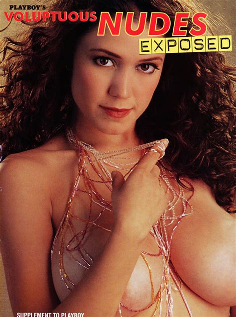 Voluptuous Nudes Exposed Magazine Back Issue Playboy Subscriber Special Wonderclub