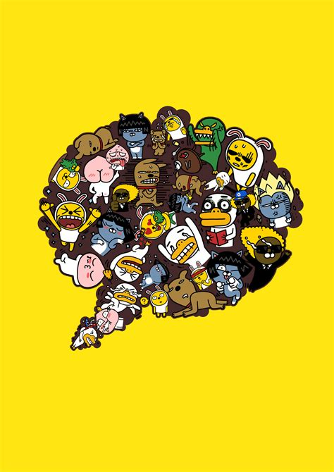 kakao wallpapers  wallpapersafari