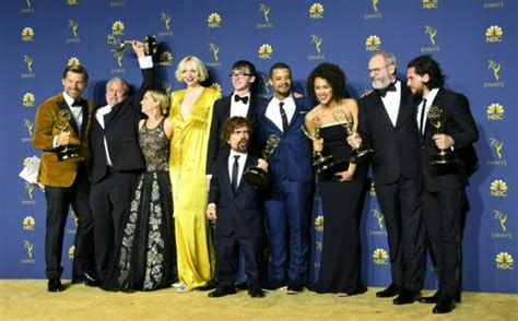 game  thrones seeks record  final emmys battle