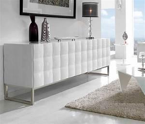 Buffet Gris Laqué : les concepteurs artistiques meuble bas tv laque blanc design ~ Teatrodelosmanantiales.com Idées de Décoration