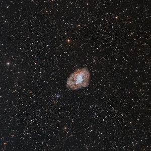The Crab Nebula | ESA/Hubble
