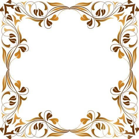 dessin vectoriel de cadre floral vecteurs publiques