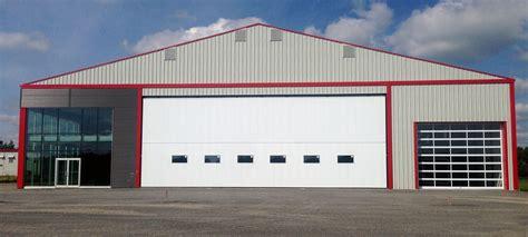 Garage Hangar by Portes De Garage Lafleur Industrielles Et Rsidentielles
