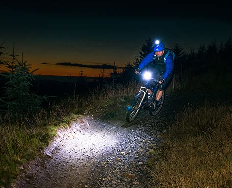 best mountain bike lights review comparison advice