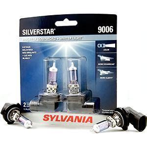 sylvania automotive light bulbs guide images