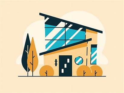 Mcm Houses Dribbble