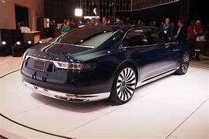 Continental Auto : new york 2015 lincoln continental concept live photos the truth about cars ~ Gottalentnigeria.com Avis de Voitures