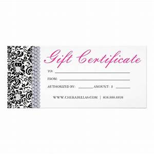 haircut gift certificate gift ftempo With haircut gift certificate template