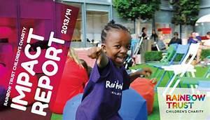 Impact Report | Rainbow Trust Children's Charity