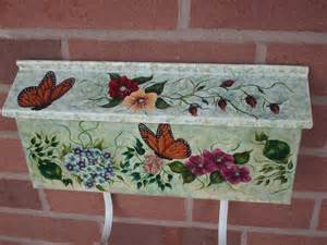 Hand Painted Mailboxes Ideas