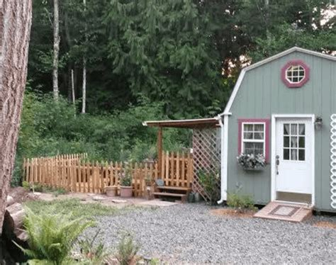 tiny houses made from sheds the tiny house shed 10 tiny houses made from converted