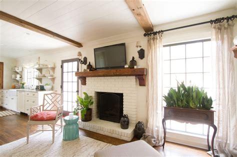 white brick fireplace 30 ideas of stylish white brick fireplace homesfeed