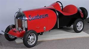 Voiture Enfant Vintage : sunbeam vintage pedal car voiture enfants pedal car ~ Teatrodelosmanantiales.com Idées de Décoration
