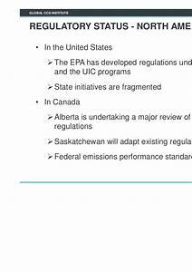 The Status of CCS 2011 Report - Victor Der - Global CCS ...