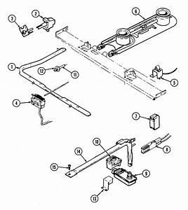 Magic Chef Range Parts
