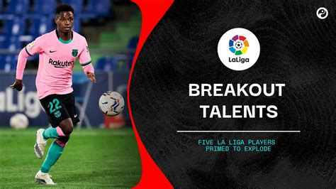 Best young La Liga players: Five talents who could explode ...