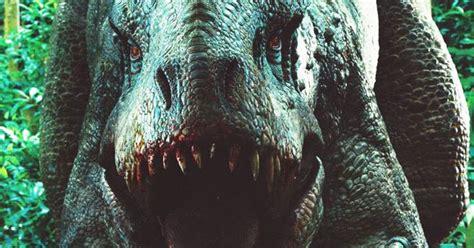 rejected hybrid dinosaurs  jurassic world