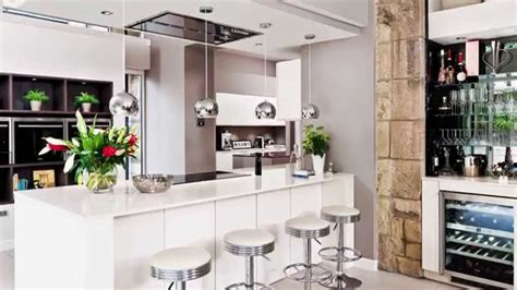 large room divider open house a modern kitchen in a home in