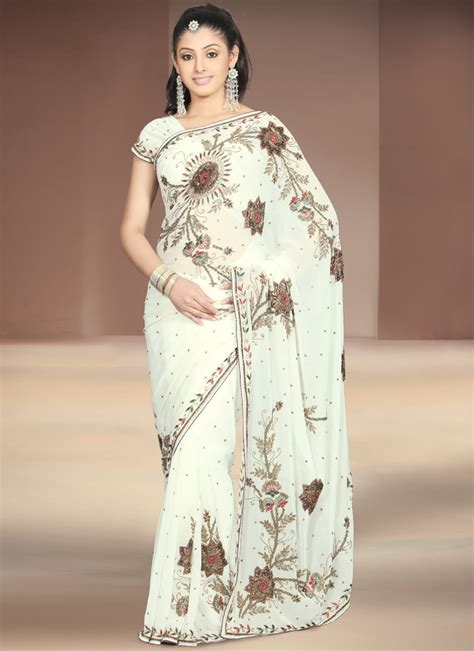 Very Nice Casual Saree Collection  Indian Boutiques