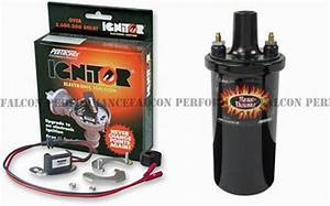 Pertronix Ignitor Coil Chris Craft Marine W  6