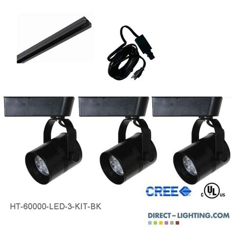 black led track lighting kits led track lighting kits led track lighting systems ht