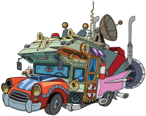 the time machine car plants vs zombies 2 by crazyplantmae on deviantart