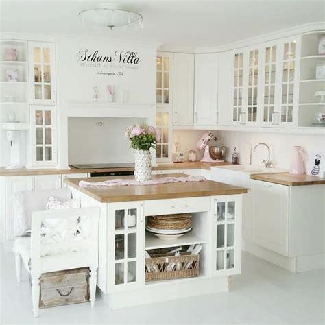 Küchen Ideen Landhaus by I White Kitchens Future Home Kitchen Haus
