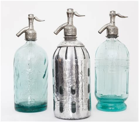 collection x vintage seltzer bottles the seltzer shop