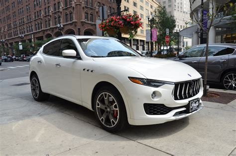 Used Maserati Chicago by Used 2017 Maserati Levante S For Sale Special Pricing