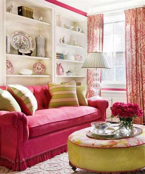 70 shabby chic pink sofa inspirations brighten living