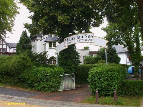 Haus Am See Schwielowsee by Hotel Restaurant Quot Haus Am See Quot 17 Bewertungen Ferch