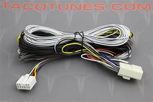 Toyota Camry Sound Processor Wire Harness Integration System