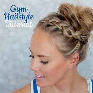 1000 Images About CUTE GYM HAIRSTYLES On Pinterest Gym