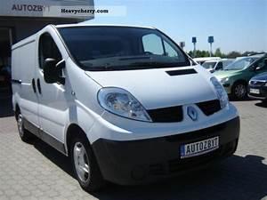 Renault Trafic 2 0 Klimatyzacja 115 2008 Other Vans  Trucks