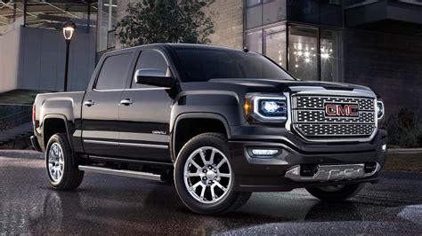Choose Your 2018 Sierra Light-duty Pickup Truck