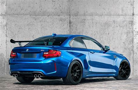 2018 Bmw M2 Facelift To Be Followed By 2019 M2 Cs With