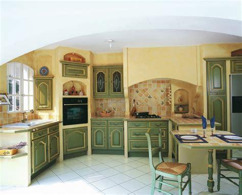 d馗oration de cuisine rideaux de cuisine provencal