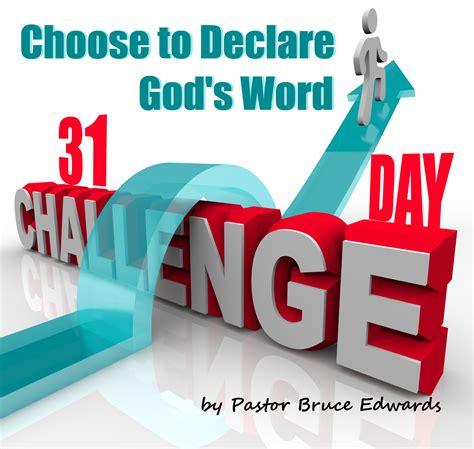 declarations  gods word