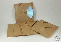 Cd Hülle Basteln : cd h lle kraft papier flyeralarm diy do it yourself pinterest papier cd h llen und h llen ~ Whattoseeinmadrid.com Haus und Dekorationen