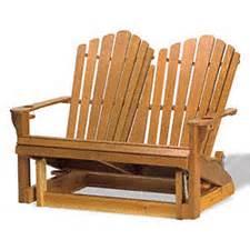 adirondack glider chair woodworking plans 187 woodworktips