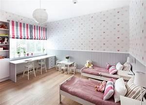 4 Murs Papier Peint Chambre : papier peint 4 murs chambre estein design ~ Zukunftsfamilie.com Idées de Décoration