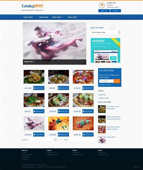 Free Ecommerce Template by 32 Free Best Ecommerce Templates Techclient