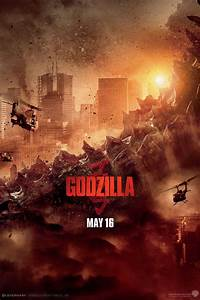 Godzilla Movie 2014 HD, iPhone & iPad Wallpapers