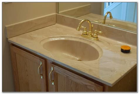 toilet and sink in one one piece bathroom sink and countertop sinks and faucets