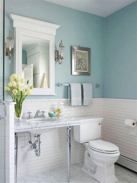 wandfarben ideen badezimmer