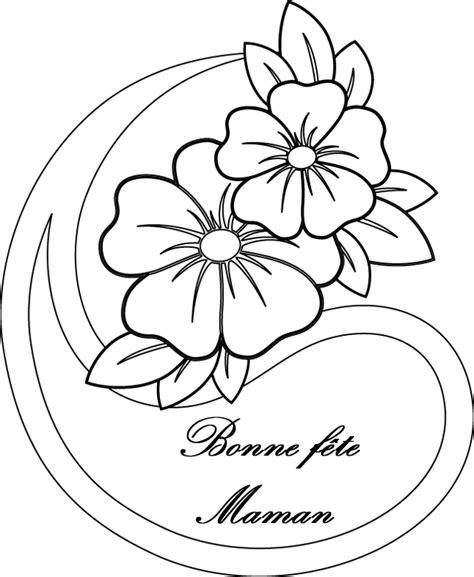 faire un plan de cuisine gratuit fleurs pour la fête des mères dory fr coloriages