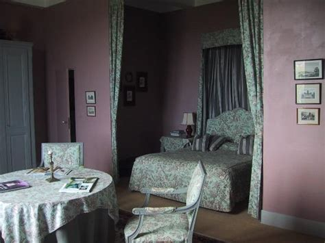 chambre alcove vista guest house e giardino photo de chateau lambert