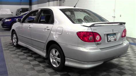 2008 Toyota Corolla S 2b140115a