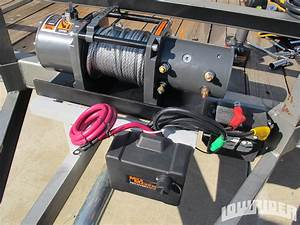 Mile Marker Recovery Winches